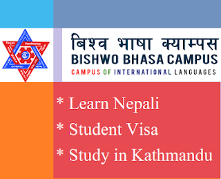 Learn Nepali with Student Visa in Kathmandu