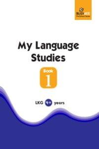 Nepali and English Book - LKG